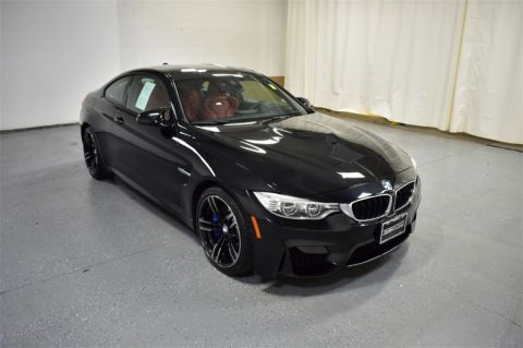 Certified Pre-Owned 2015 BMW M4