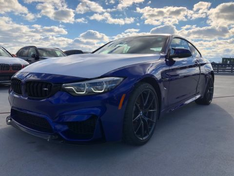 New 2019 BMW M4 CS Coupe CS