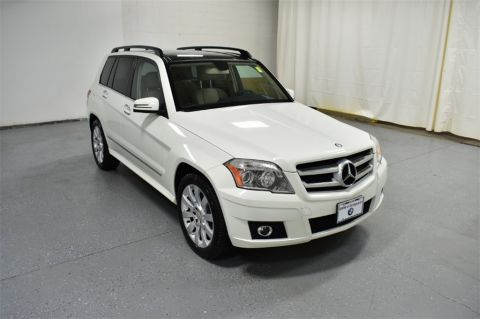 Pre-Owned 2012 Mercedes-Benz GLK 4MATIC® 4dr GLK 350